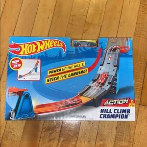 New Hot Wheels- Hill Climb Champion